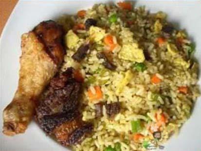 Nigerian Dish