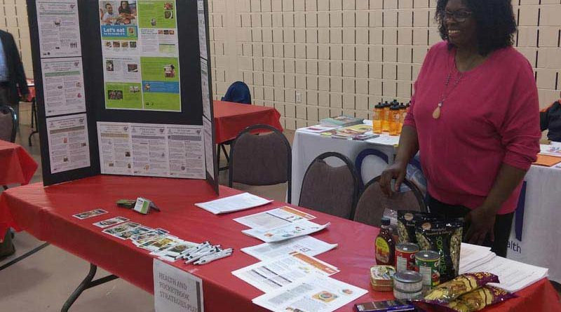 National Charitable Fund, 9th Annual Health Fair