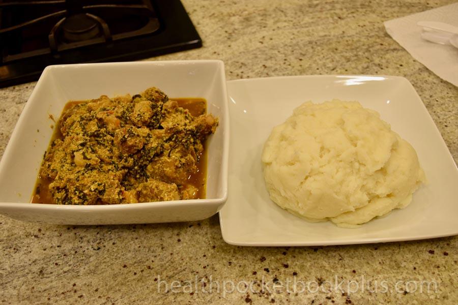 Nigerian Egusi Soup Health Pocketbook Strategies Plus