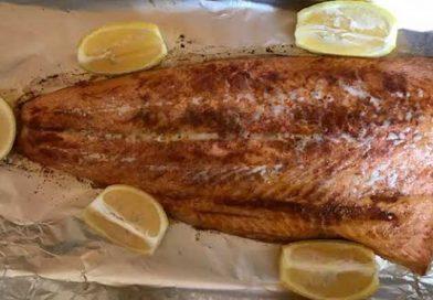 More Salmon for Vitamin D